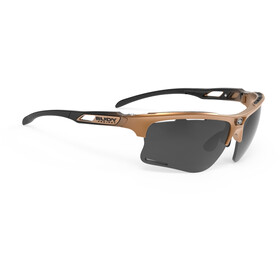 Rudy Project Keyblade Brille bronze fade/smoke black